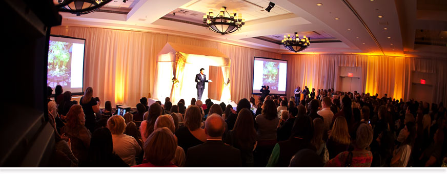 david tutera crowd