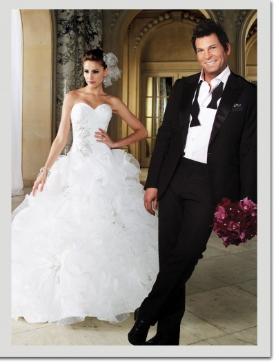 Thumbnail image for Announcing 2013 with David Tutera